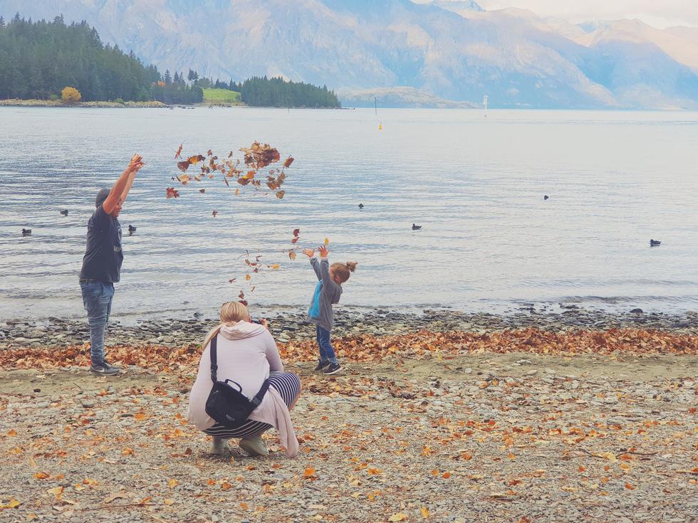 New Zealand - mùa thu mê đắm lòng người - Ảnh 5.