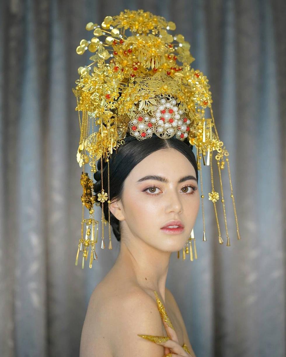Mai Davika 'ma nữ' đẹp nhất Thái Lan - bạn gái mới của Sơn Tùng - Ảnh 5.