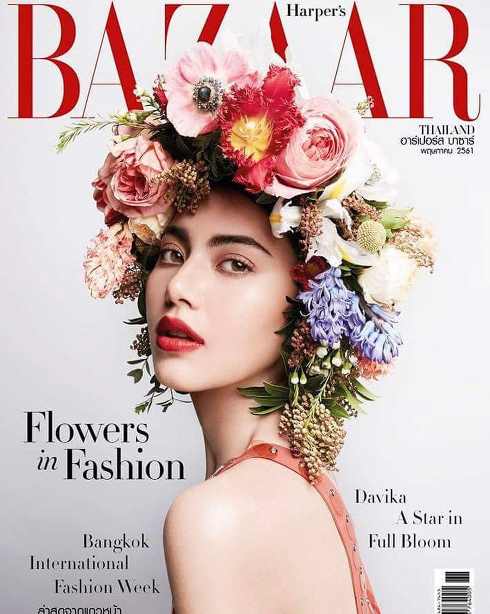 Mai Davika 'ma nữ' đẹp nhất Thái Lan - bạn gái mới của Sơn Tùng - Ảnh 13.