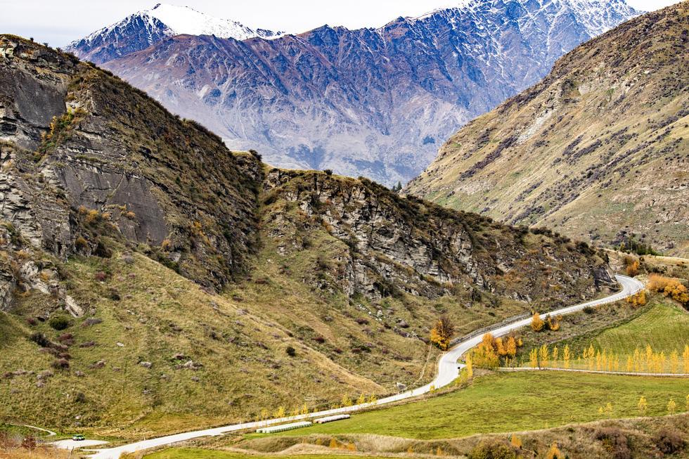 New Zealand - mùa thu mê đắm lòng người - Ảnh 8.
