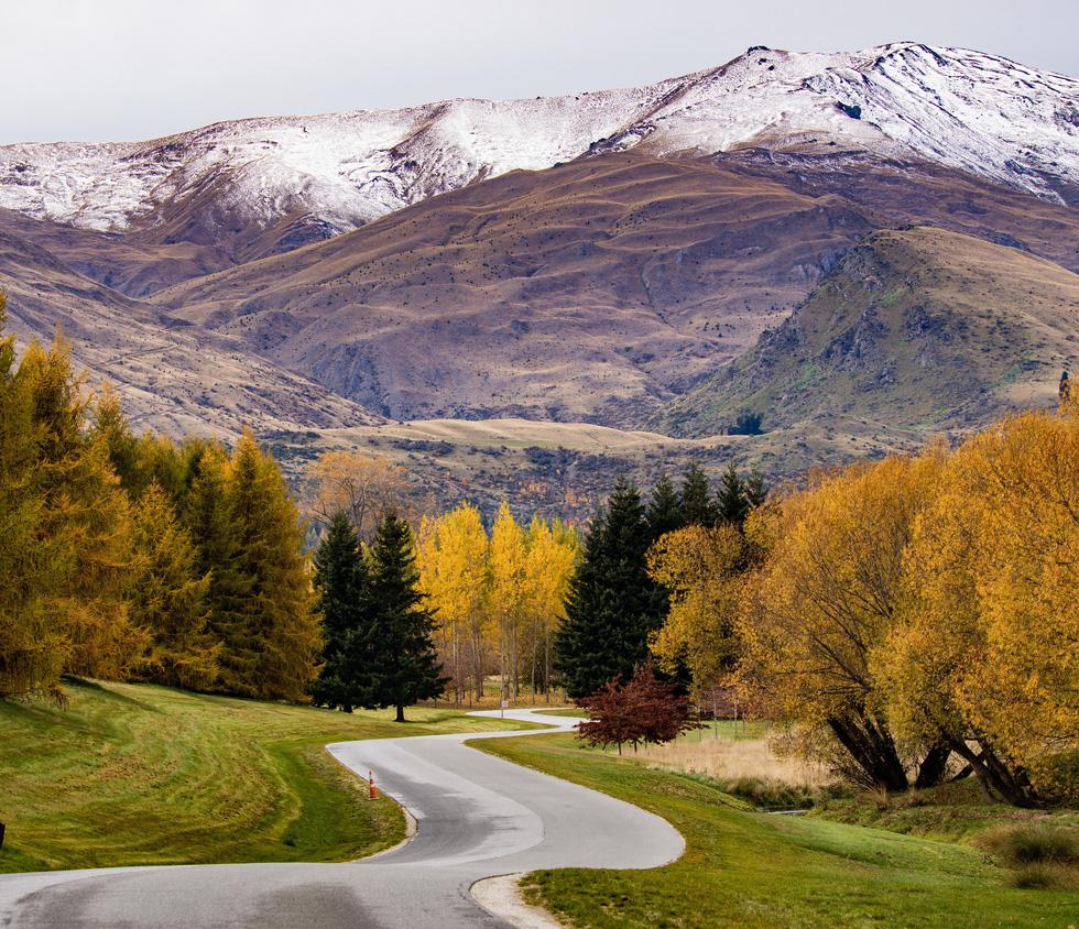 New Zealand - mùa thu mê đắm lòng người - Ảnh 2.