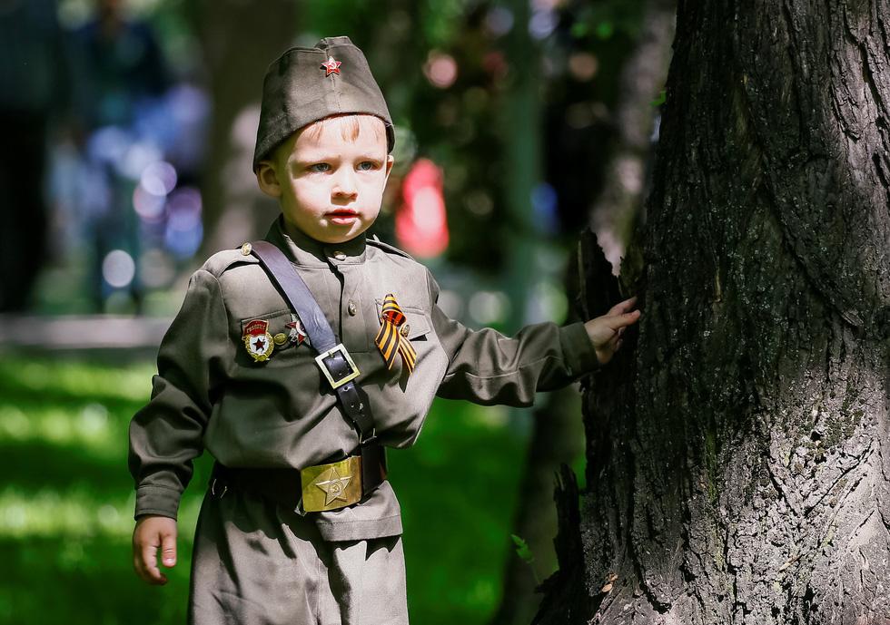 Thế giới tưởng nhớ chấm dứt thế chiến để tôn vinh hòa bình - Ảnh 7.