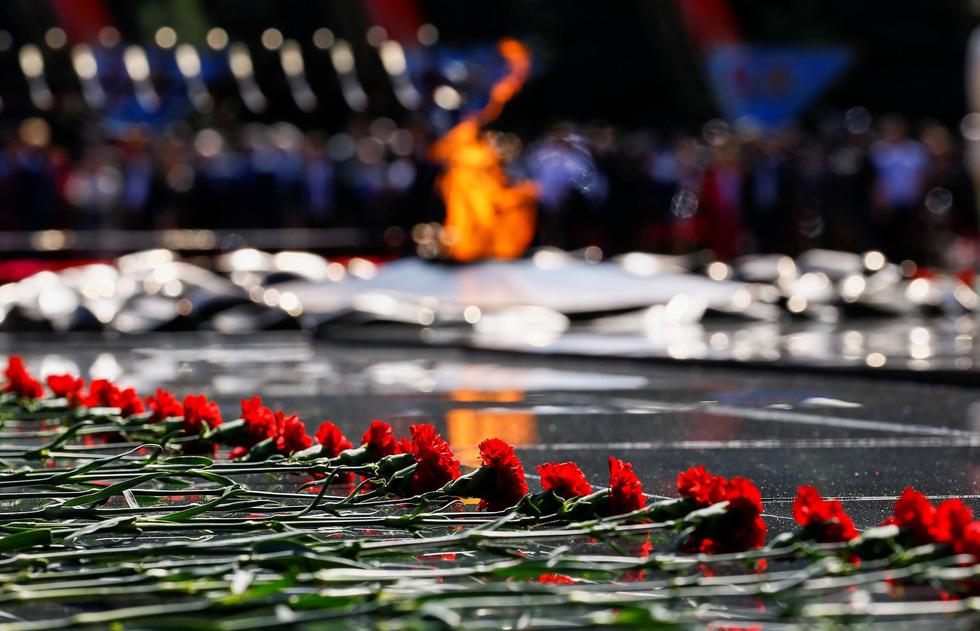 Thế giới tưởng nhớ chấm dứt thế chiến để tôn vinh hòa bình - Ảnh 5.