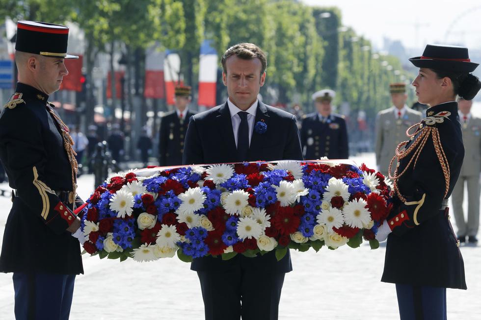 Thế giới tưởng nhớ chấm dứt thế chiến để tôn vinh hòa bình - Ảnh 11.