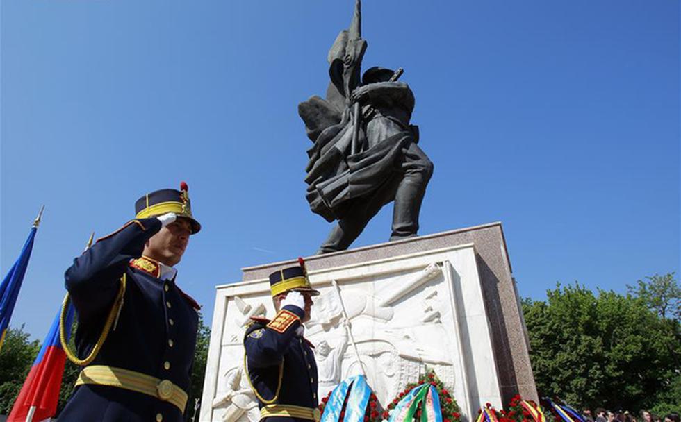 Thế giới tưởng nhớ chấm dứt thế chiến để tôn vinh hòa bình - Ảnh 15.