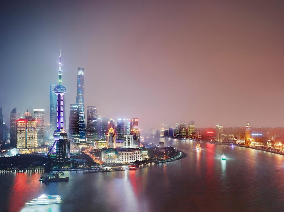 Ngắm ảnh các thành phố huyền thoại và rực rỡ về đêm - Ảnh 6.