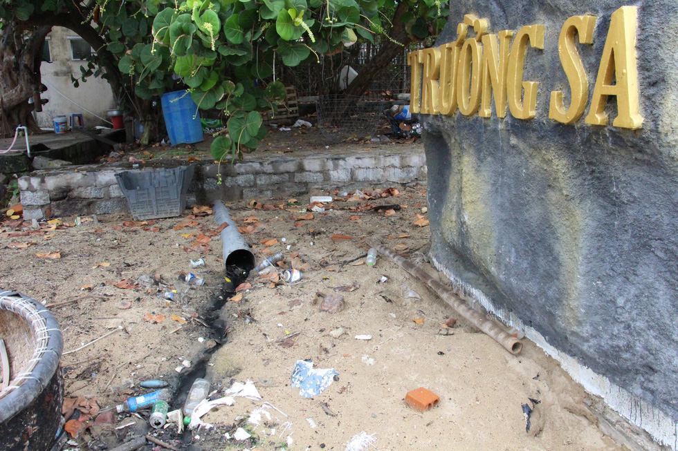 Công viên mang tên Trường Sa ở Khánh Hòa đang bị đối xử như thế nào? - Ảnh 6.