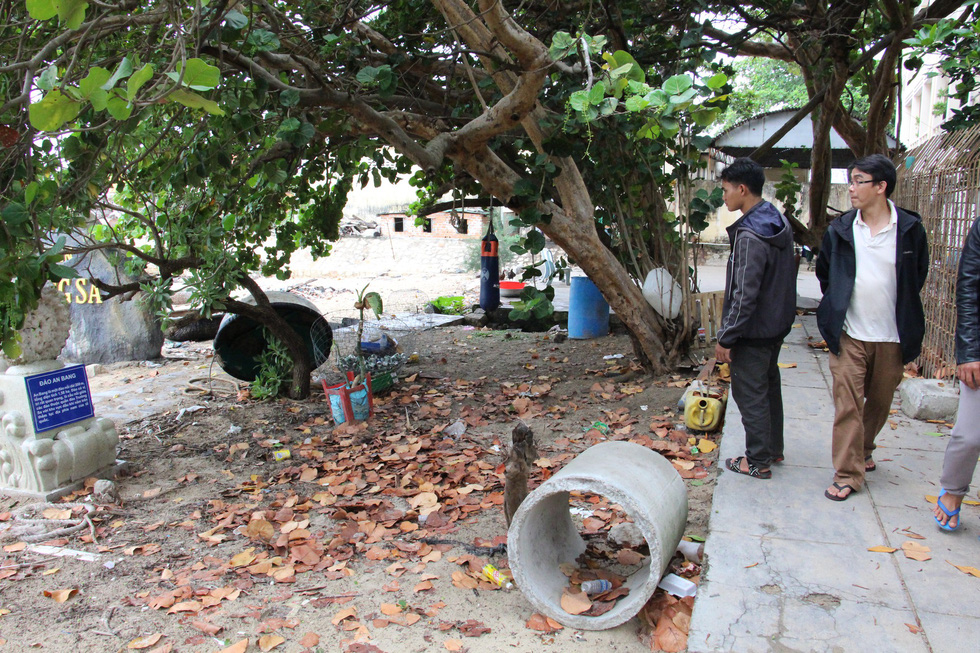 Công viên mang tên Trường Sa ở Khánh Hòa đang bị đối xử như thế nào? - Ảnh 10.