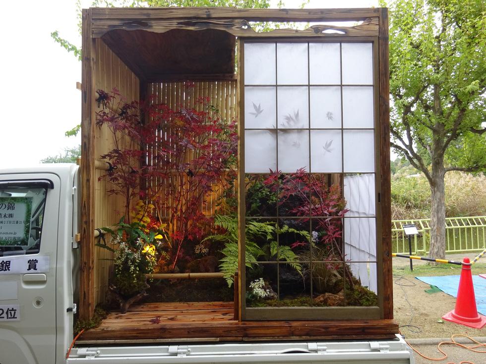 Thiếu đất, người Nhật thi nhau làm vườn trên xe tải - Ảnh 5.