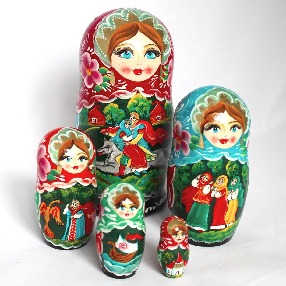 8 món quà lưu niệm nên mua khi đến Nga - Ảnh 2.