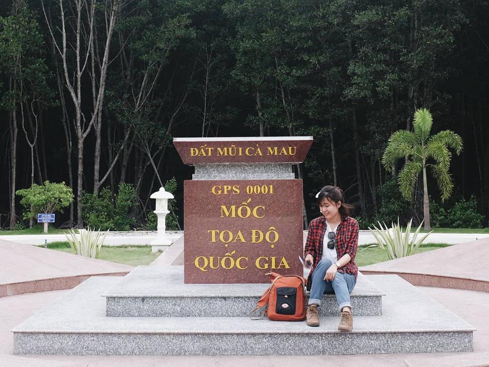 Nữ phượt thủ xuyên Việt độc hành bằng xe máy - Ảnh 8.