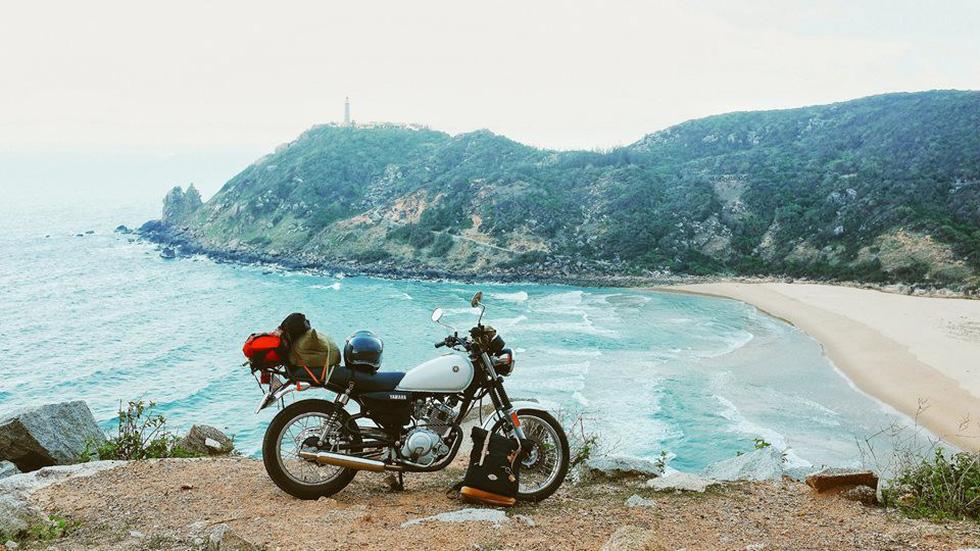 Nữ phượt thủ xuyên Việt độc hành bằng xe máy - Ảnh 10.