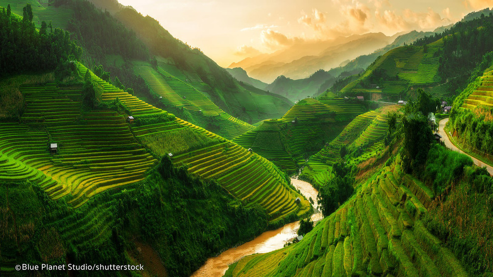 10 địa điểm tuyệt vời để đi bộ ở Đông Nam Á - Ảnh 8.