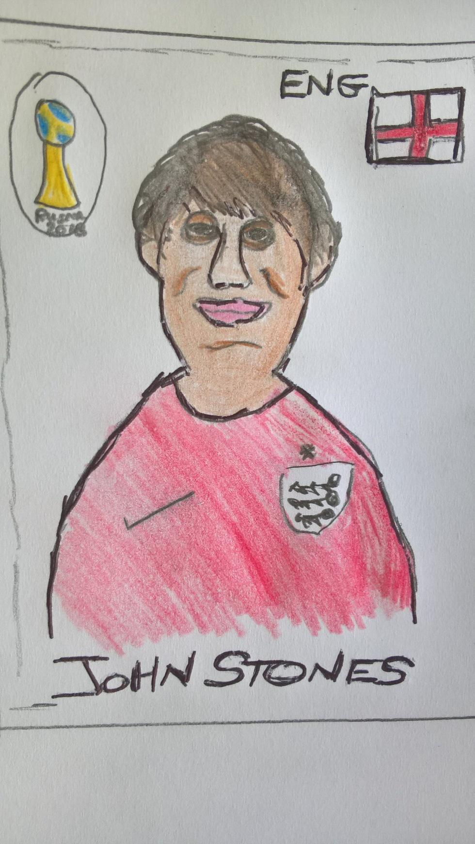 John Stones - hậu vệ đẹp trai, mắt nai mang trái tim sư tử - Ảnh 8.