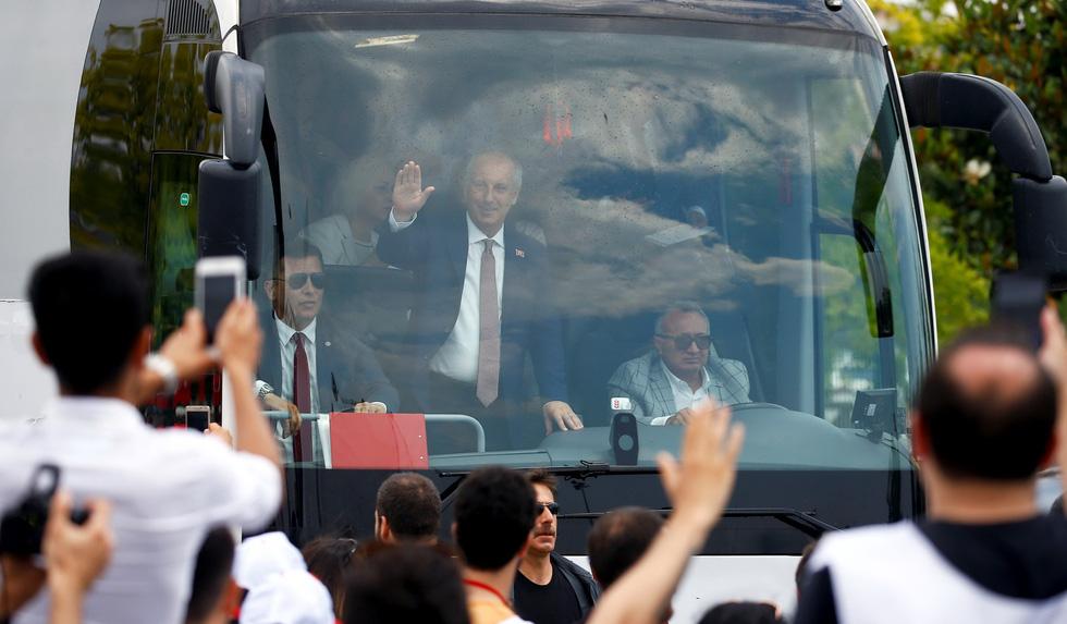Sắc màu bầu cử Thổ Nhĩ Kỳ - Ảnh 5.