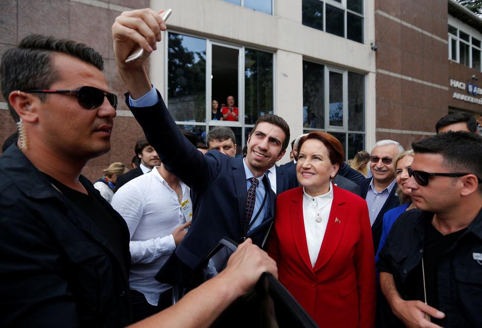 Sắc màu bầu cử Thổ Nhĩ Kỳ - Ảnh 7.