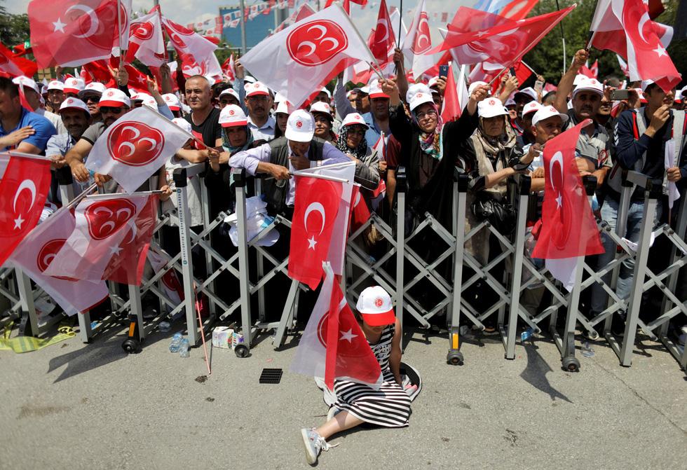 Sắc màu bầu cử Thổ Nhĩ Kỳ - Ảnh 10.