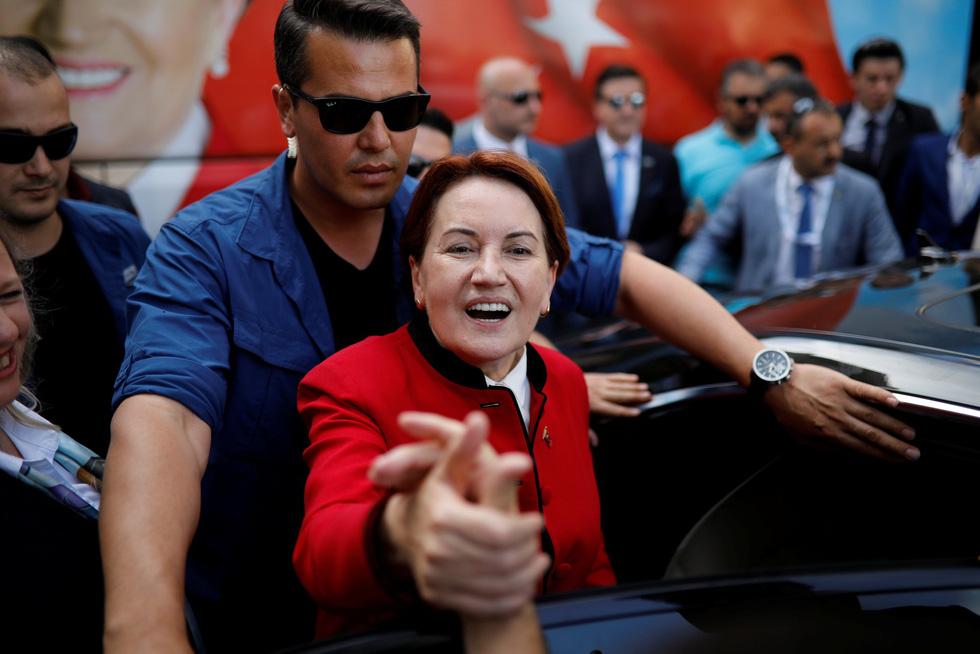 Sắc màu bầu cử Thổ Nhĩ Kỳ - Ảnh 8.