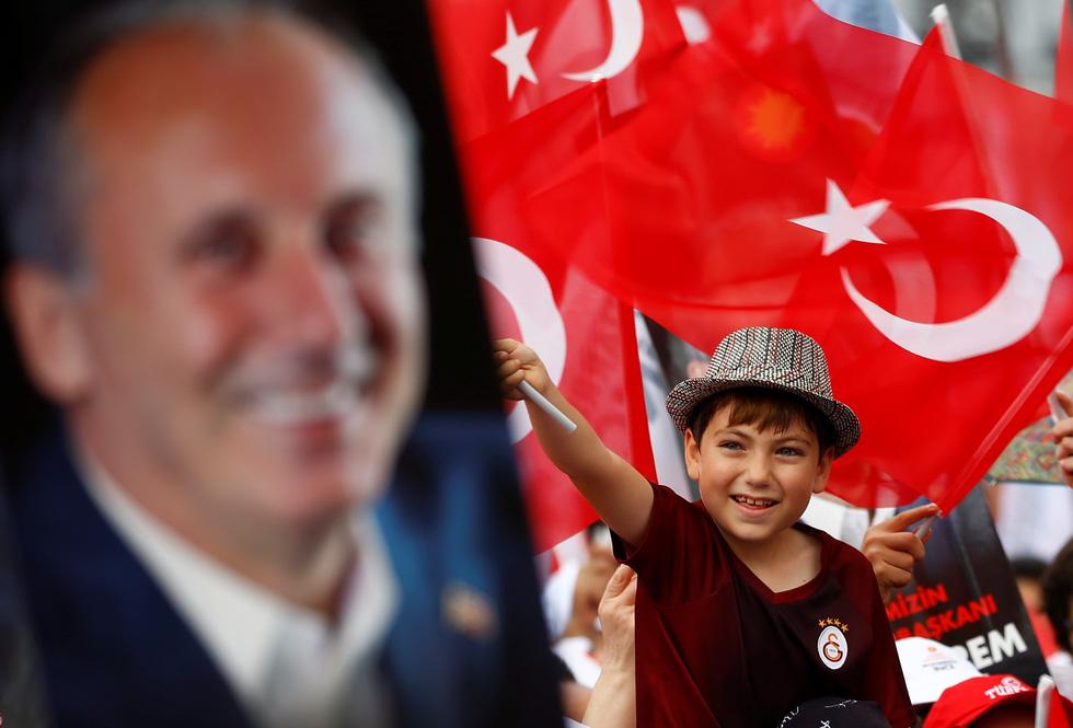Sắc màu bầu cử Thổ Nhĩ Kỳ - Ảnh 4.