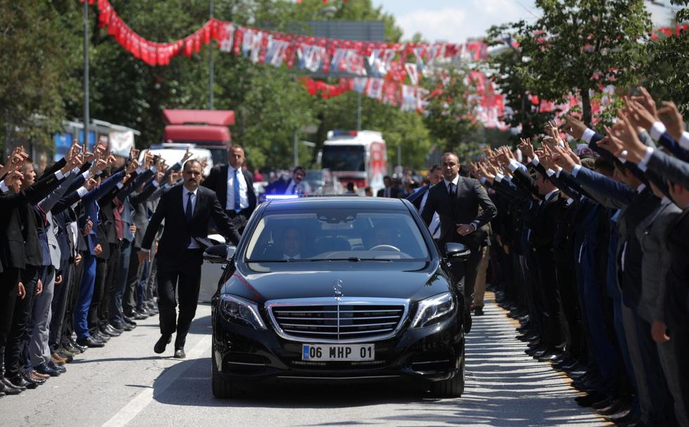 Sắc màu bầu cử Thổ Nhĩ Kỳ - Ảnh 9.
