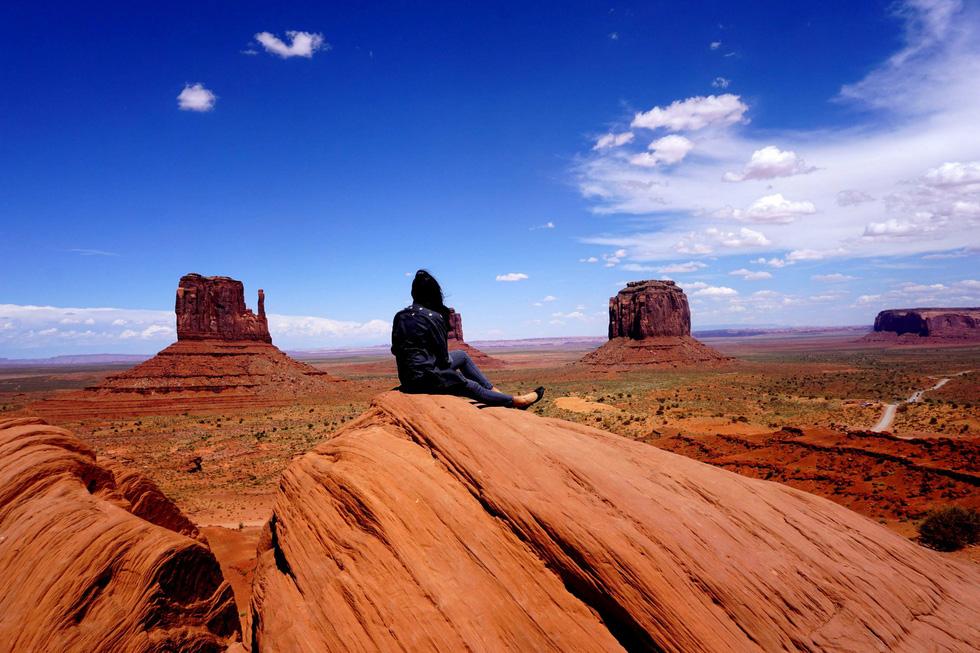 Monument Valley nổi tiếng trong các phim cao bồi viễnTây - Ảnh 5.