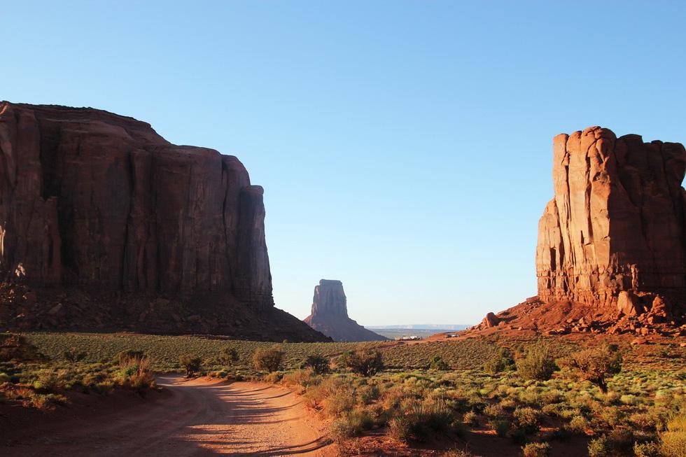 Monument Valley nổi tiếng trong các phim cao bồi viễnTây - Ảnh 7.