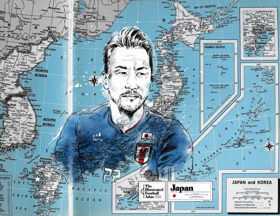 Tình yêu bóng đá và bản đồ độc lạ của fan ruột World Cup - Ảnh 12.
