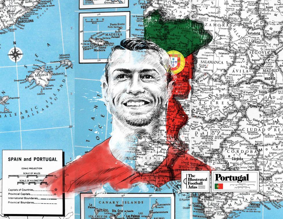 Tình yêu bóng đá và bản đồ độc lạ của fan ruột World Cup - Ảnh 7.