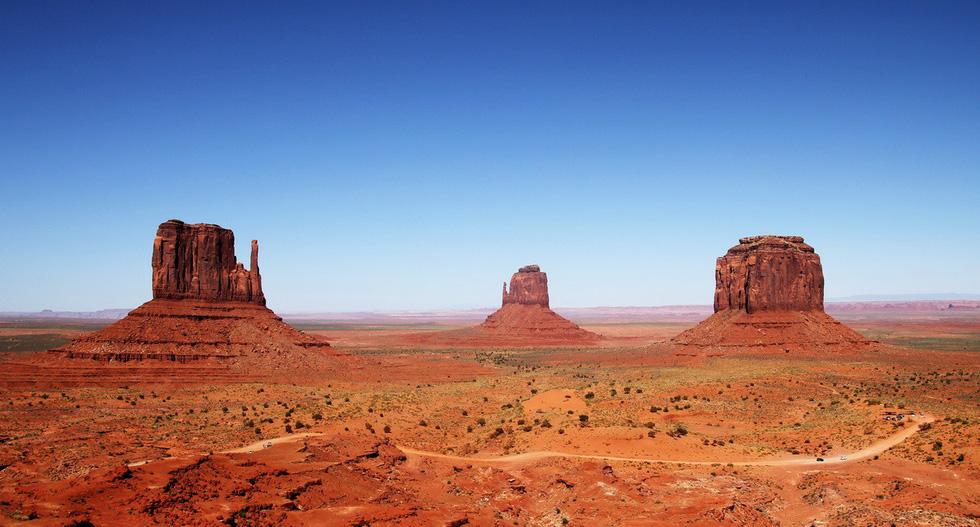 Monument Valley nổi tiếng trong các phim cao bồi viễnTây - Ảnh 10.