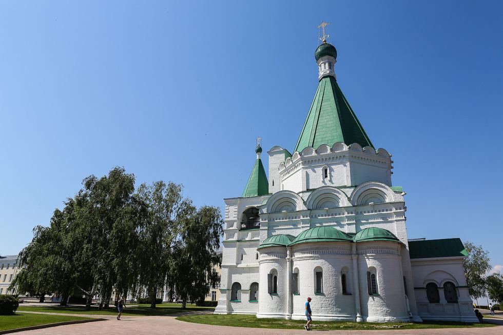 Vẻ đẹp ngủ quên ở Nizhny Novgorod - Ảnh 10.