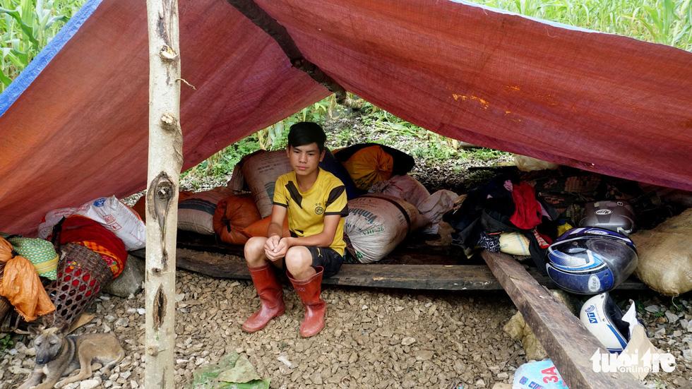 Bản Sáng Tùng bị xóa sổ sau vụ sạt lở đất ở Lai Châu - Ảnh 11.