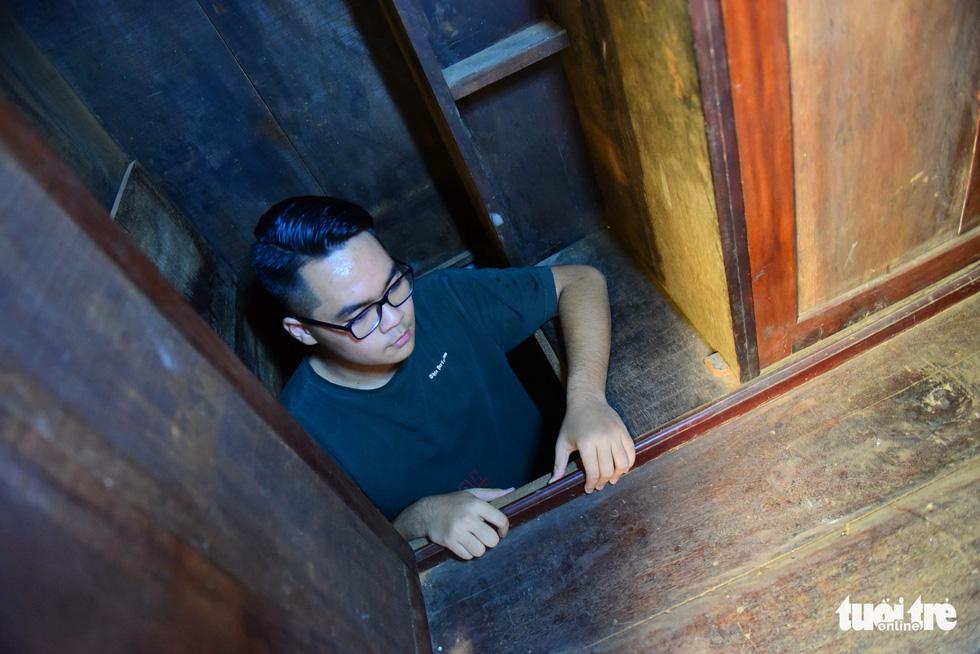 10 năm lặn lội tìm kỷ vật của cha mở quán cà phê biệt động Sài Gòn - Ảnh 4.