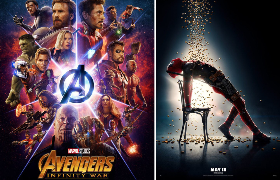 Điện ảnh thế giới đầu năm 2018: Siêu anh hùng vẫn thống trị - Ảnh 2.