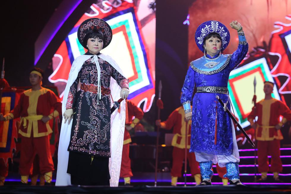 Hương Lan - Một đời sân khấu: đã tai đã mắt, vẫn thấy thèm - Ảnh 4.