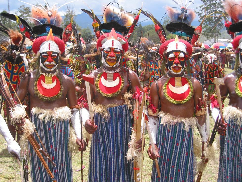 Papua New Guinea huyền ảo với Lễ hội mừng độc lập - Ảnh 5.