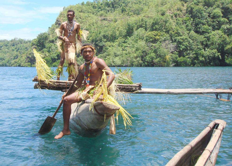 Papua New Guinea huyền ảo với Lễ hội mừng độc lập - Ảnh 9.