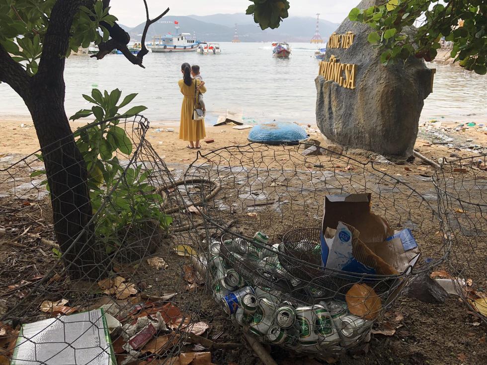 Công viên mang tên Trường Sa ở Khánh Hòa đang bị đối xử như thế nào? - Ảnh 5.