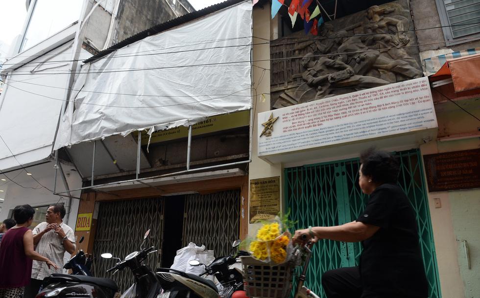 Khui hầm chứa vũ khí giữa Sài Gòn bỏ dở từ năm 1968 - Ảnh 7.