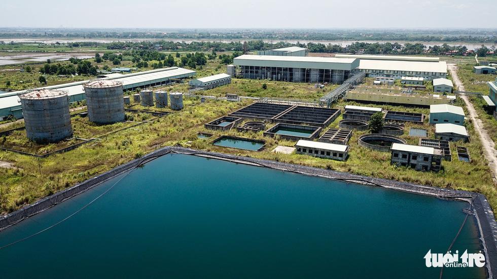 Dự án Ethanol nghìn tỉ ở Phú Thọ trở thành đống rỉ sét - Ảnh 3.