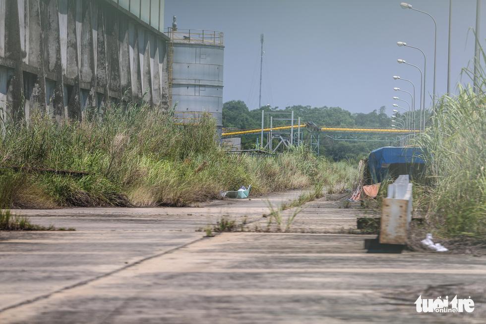 Dự án Ethanol nghìn tỉ ở Phú Thọ trở thành đống rỉ sét - Ảnh 7.