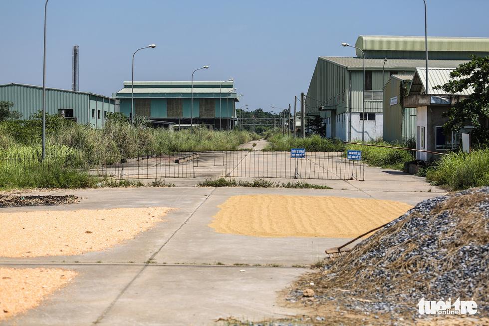 Dự án Ethanol nghìn tỉ ở Phú Thọ trở thành đống rỉ sét - Ảnh 6.