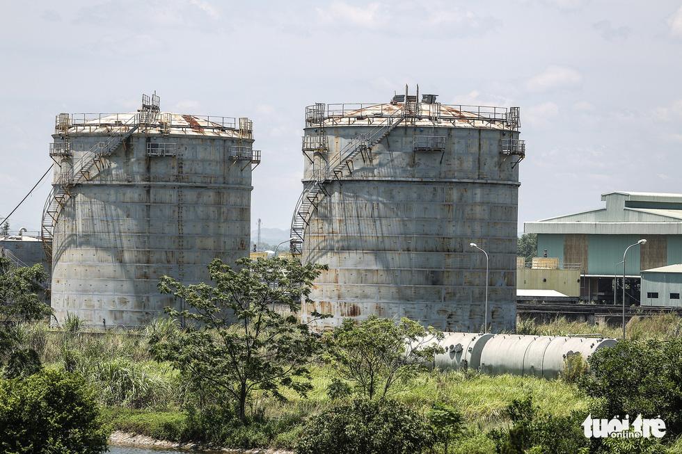 Dự án Ethanol nghìn tỉ ở Phú Thọ trở thành đống rỉ sét - Ảnh 11.