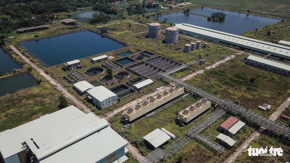 Dự án Ethanol nghìn tỉ ở Phú Thọ trở thành đống rỉ sét - Ảnh 5.