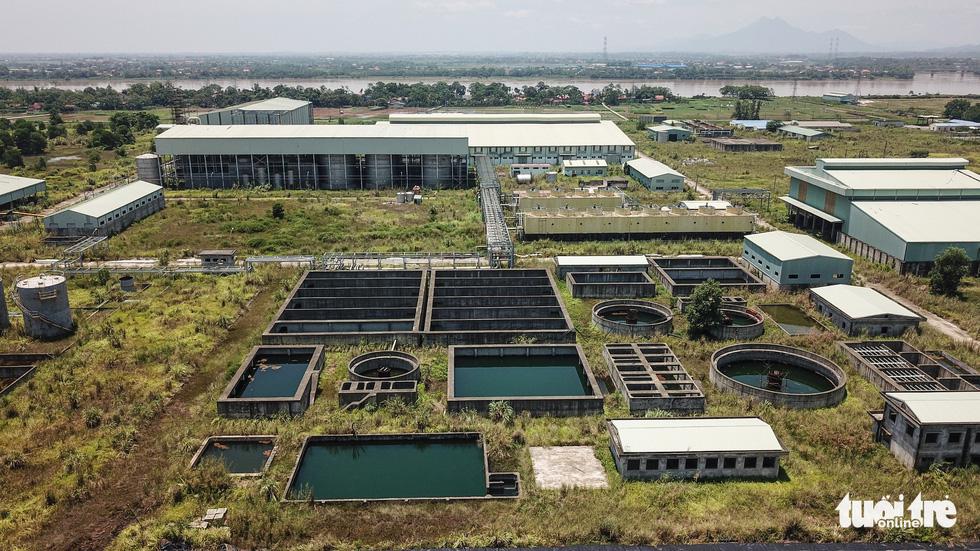 Dự án Ethanol nghìn tỉ ở Phú Thọ trở thành đống rỉ sét - Ảnh 4.