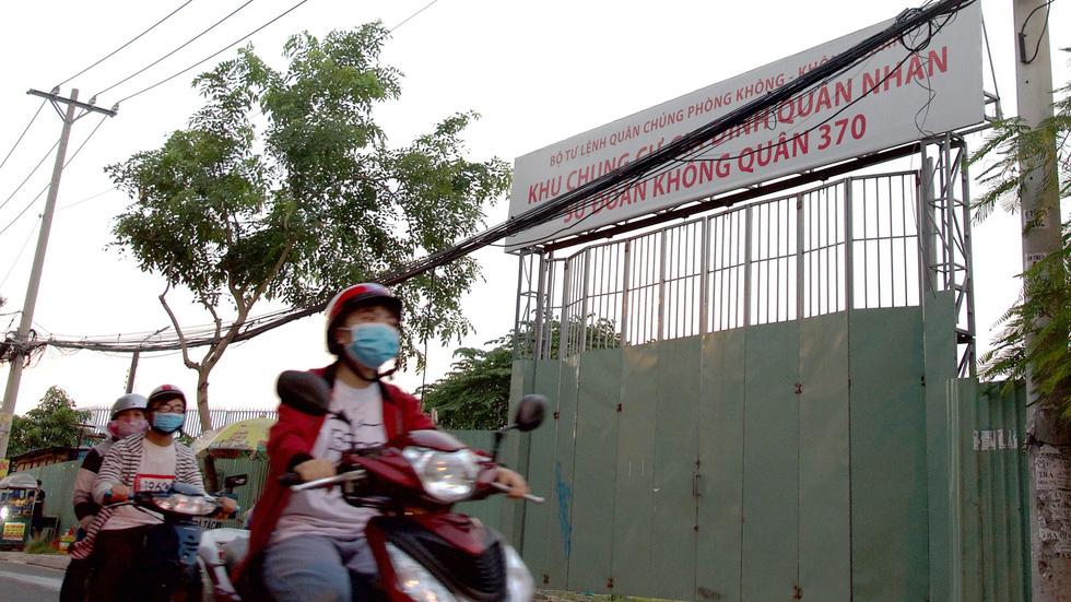 Đất quốc phòng sân bay Tân Sơn Nhất, có tiền là dễ dàng mua - Ảnh 1.