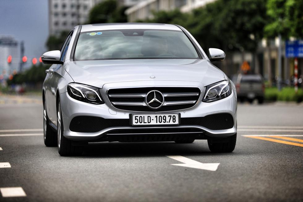 Đánh giá xe Mercedes E250 2018: nghe trái tim cất lời... - Ảnh 2.