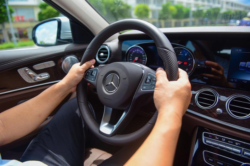 Đánh giá xe Mercedes E250 2018: nghe trái tim cất lời... - Ảnh 5.