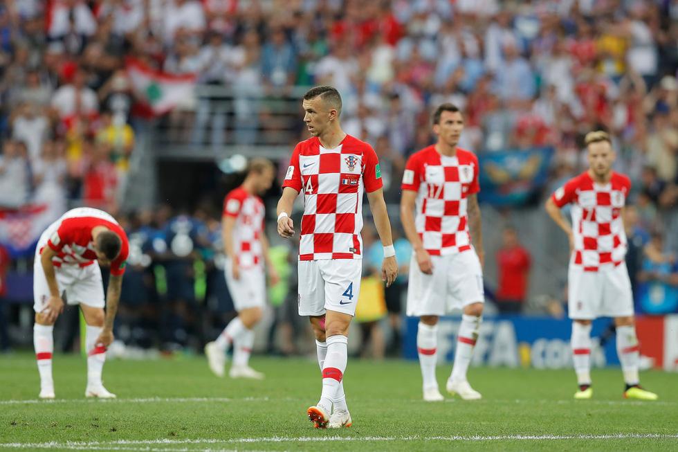 Những hình ảnh ấn tượng nhất đêm chung kết Croatia - Pháp - Ảnh 10.