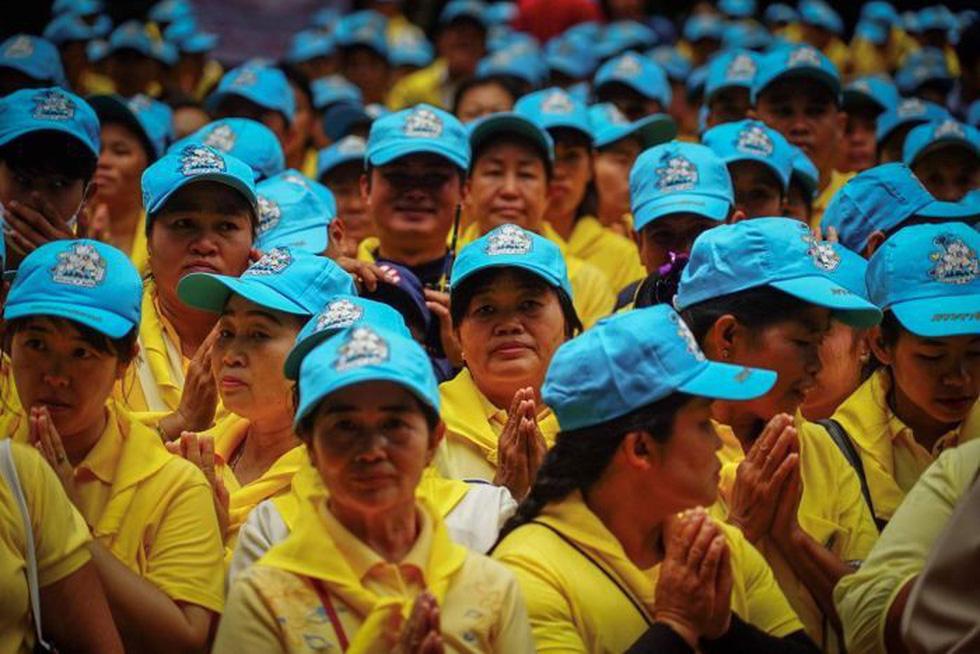 Giải cứu đội bóng Thái Lan: cầu nguyện nữ thần hang Tham Luang - Ảnh 4.