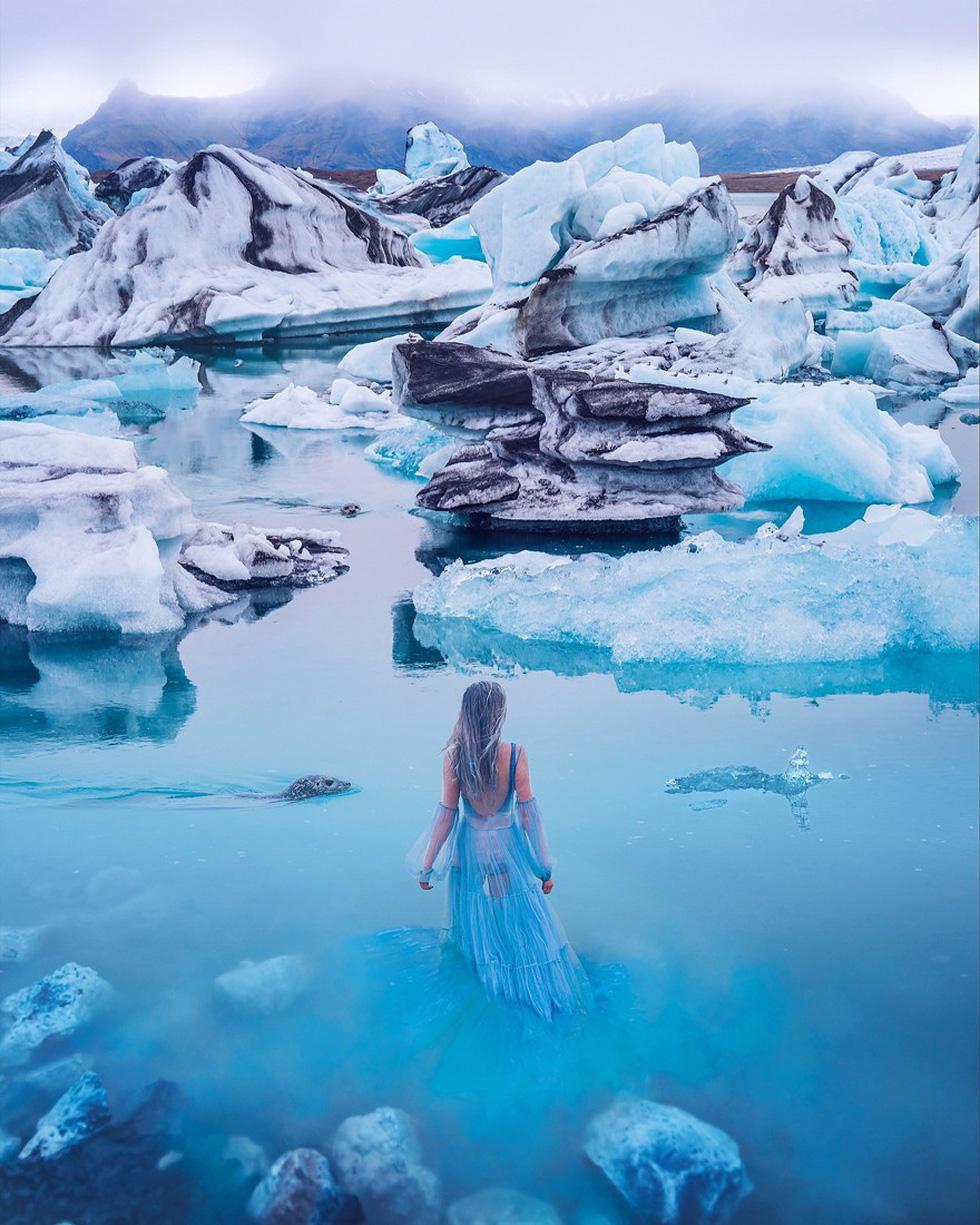 Cô gái lang thang khắp thế giới chụp ảnh đầy biến ảo - Ảnh 12.